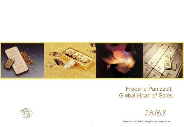 Frederic Panizzutti                                                           Global Head of SalesMKS Group: PowerPoint Pr...