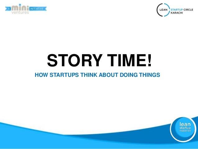 1st Lean Startup Circle Karachi Meetup - Lean Startup Methodology overview Slide 3