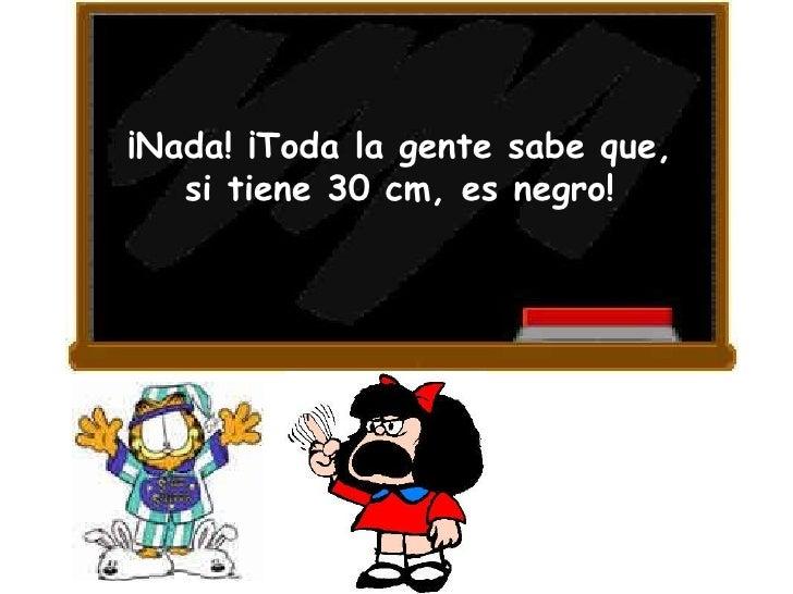 1   Mafalda Y   Garfield (Con musica) Slide 3