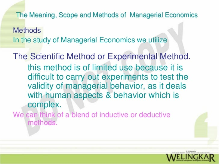 meanning of managerial economics Accounting definition, the theory and system of setting up, maintaining, and auditing the books of a firm art of analyzing the financial position and operating results of a business house from a study of its sales, purchases, overhead.
