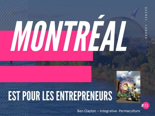 Startup Cities: Montréal - SXSW 2019