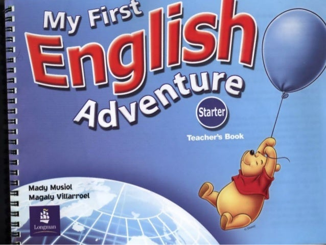 English Adventure 1 Pupils Book