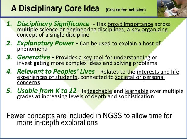 1 ngss 9-12