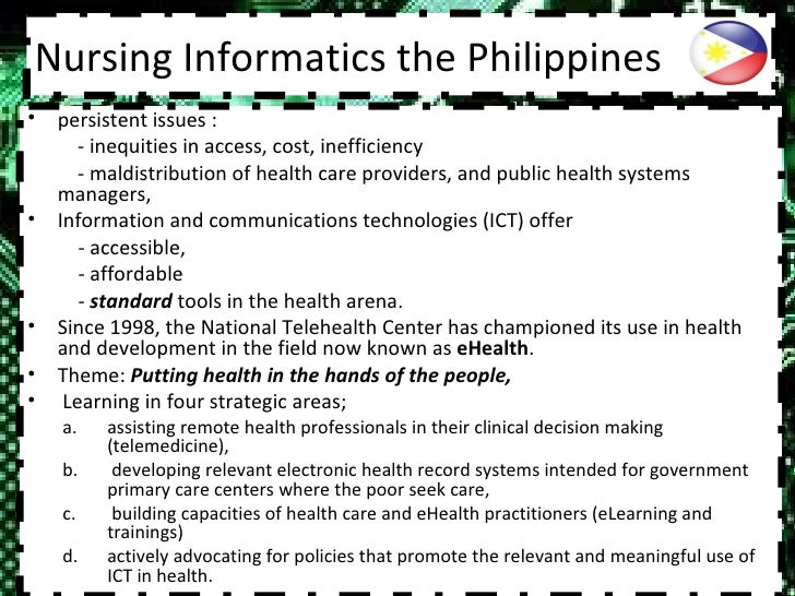 Information Literacy Competency Standards for Nursing
