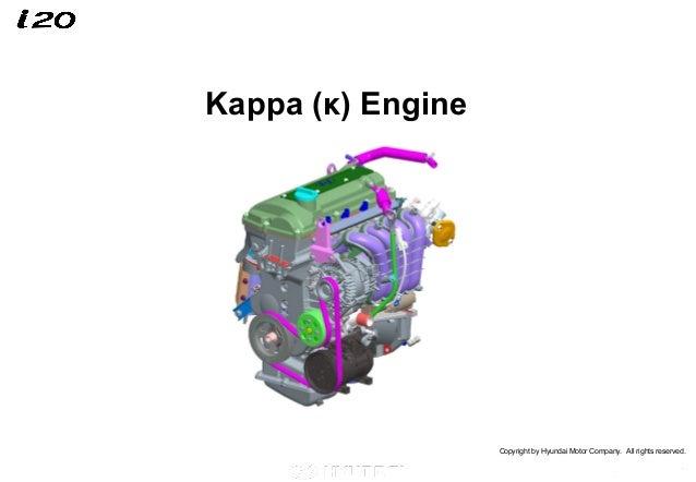1 Pb Engine Kappa Eng