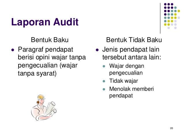 1 Pengauditan Dan Profesi Akuntan Publik