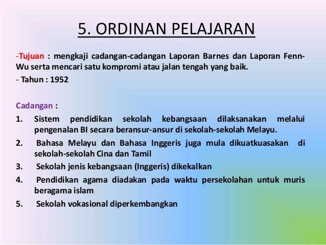 Sistem Pendidikan Di Malaysia 2019