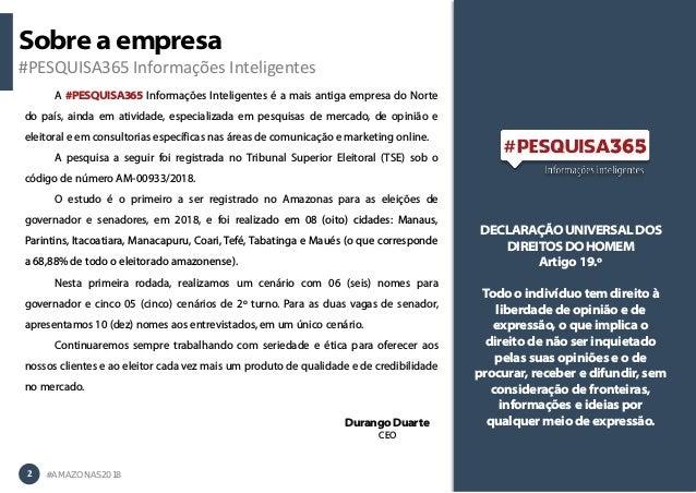 Sobre a empresa #PESQUISA365 Informações Inteligentes A #PESQUISA365 Informações Inteligentes é a mais antiga empresa do N...