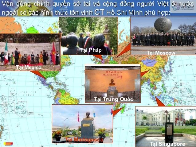 Tại Pháp Tại Mexico Tại Trung Quốc Tại Moscow Tại Madagasca Tại Singapore VVậận đn độộng chính quyng chính quyềềnn ssởở tt...