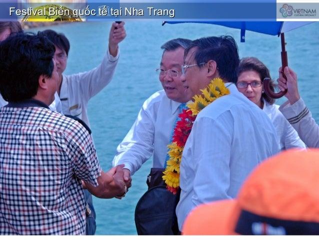 Festival Biển quốc tế tại Nha TrangFestival Biển quốc tế tại Nha Trang