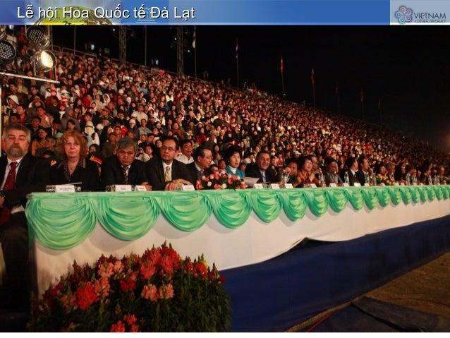 Lễ hội Hoa Quốc tế Đà LạtLễ hội Hoa Quốc tế Đà Lạt