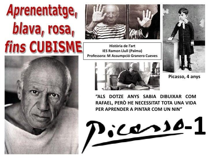 Història de l'art         IES Ramon Llull (Palma)Professora: M Assumpció Granero Cueves                                   ...