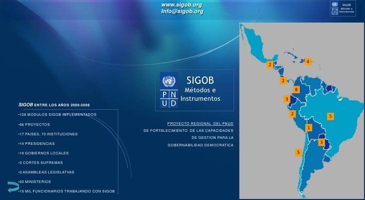www.sigob.org                                                      SIGOB                                                  ...