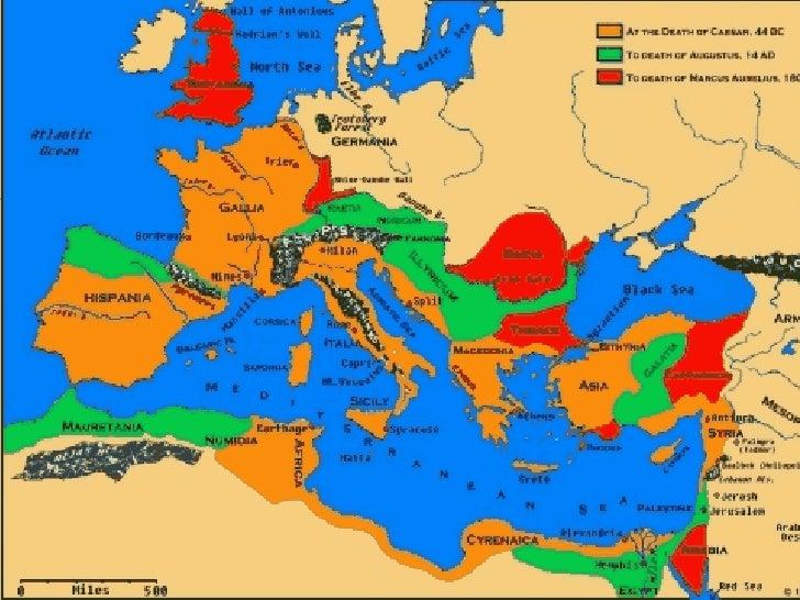 1 presentación de los  romanos Slide 3