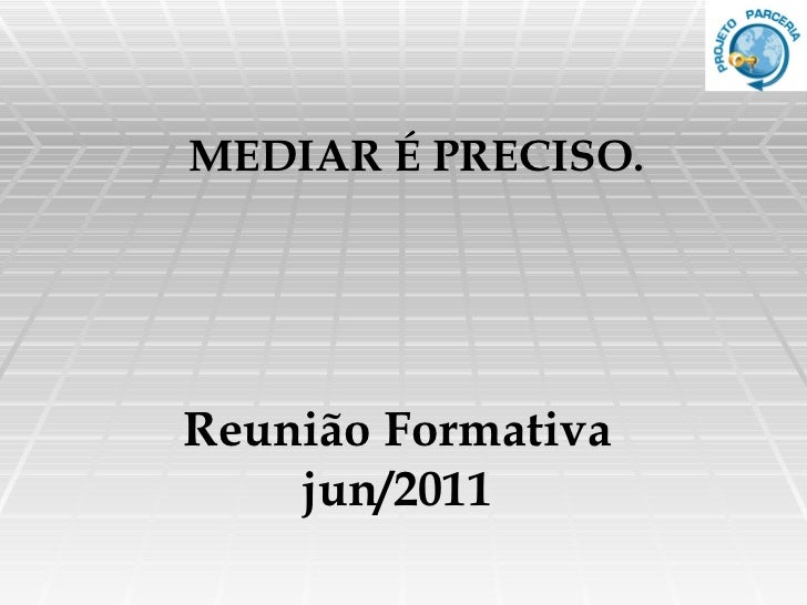 Professor Mediador