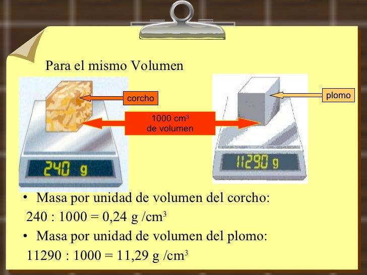 1 propiedades de la materia - Propiedades del corcho ...
