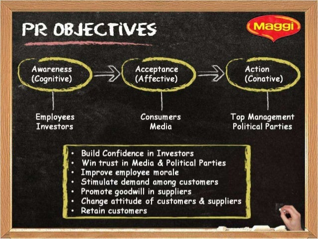 maggi strategy Nestle maggi noodles pr crisis communications  with government officials  about test results, they did not consider alternative strategies.