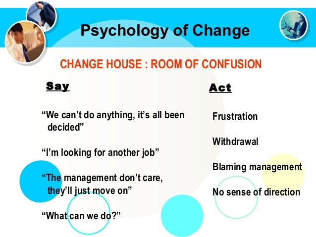 Psychology and Principles of Change Training (Kanaidi, SE
