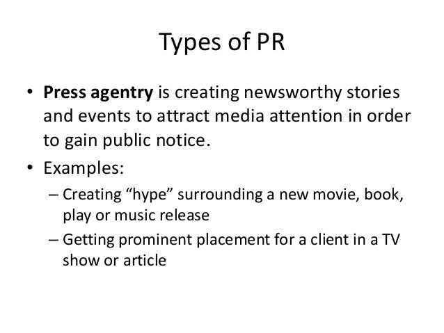 introduction to public relations Comm 204-003: introduction public relations (fall 2015) 04:30 pm to 07:10 pm  m robinson b224 view 2 other sections of this course in this semester .
