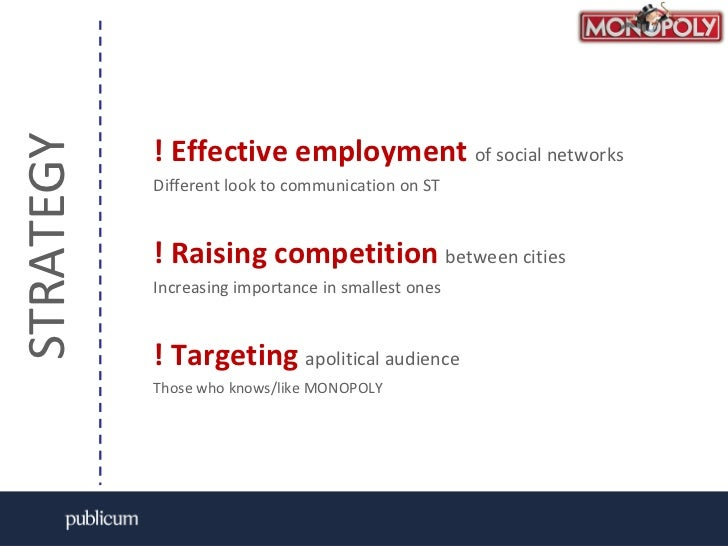 ! Effectiveemployment of social networks <br />Different look to communication on ST<br />! Raising competition between ci...