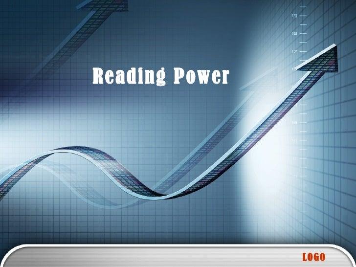 Reading Power                LOGO