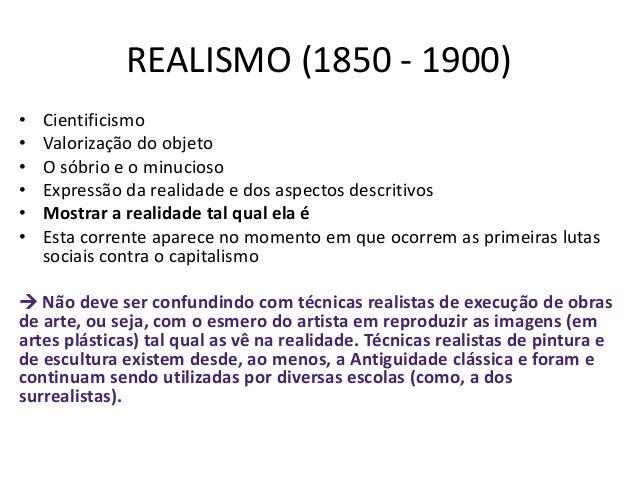 Arte - Realismo Slide 2