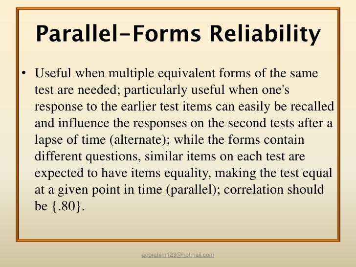 1 Reliability and Validity in Physical Therapy Tests