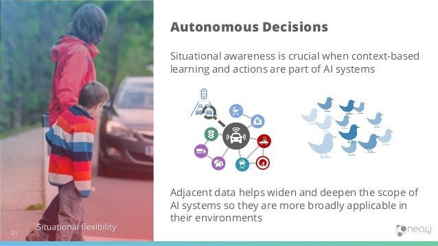 21 Autonomous Decisions Adjacent data helps widen and deepen the scope of AI systems so they are more broadly applicable i...