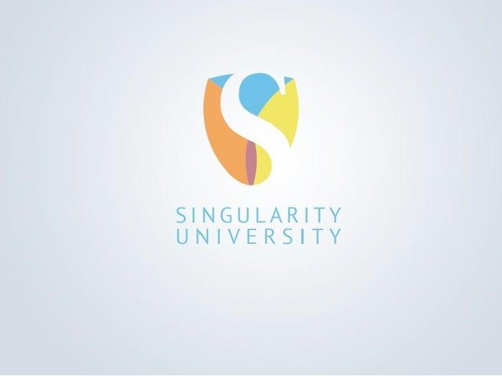 Salim IsmailSingularity University Global Ambassador &Founding Executive Director@salimismailwww.salimismail.com