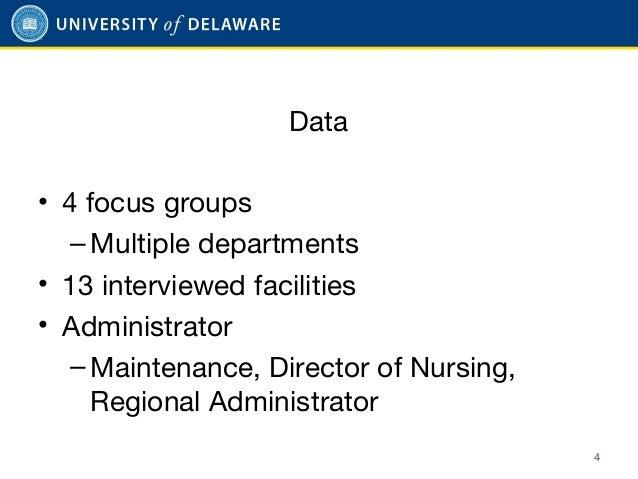 Delaware Nursing Home Administrator