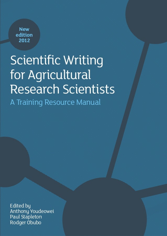 scrivener scientific writing and communication