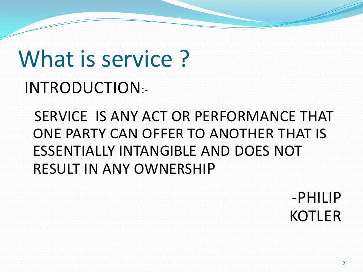 1. service marketing introduction Slide 2