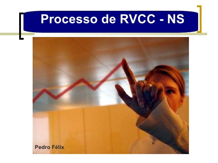 Processo de RVCC - NS Pedro Félix