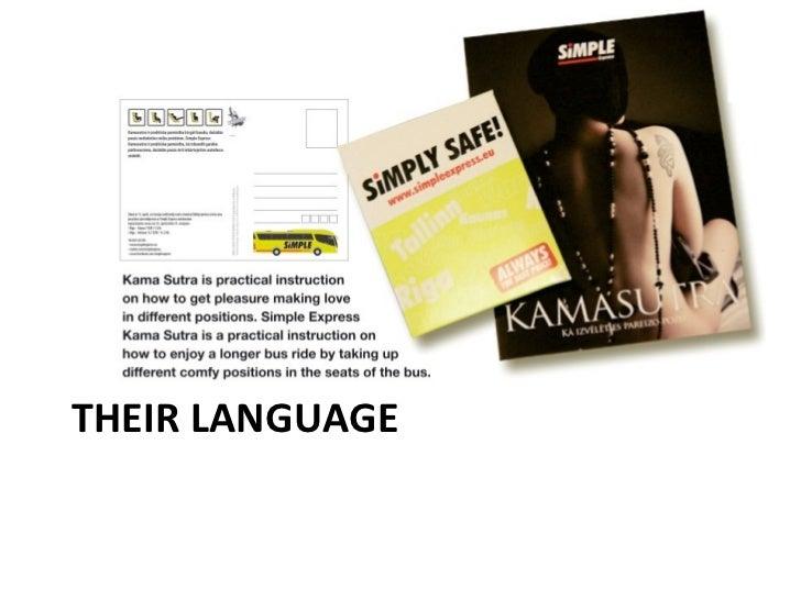 THEIR LANGUAGE