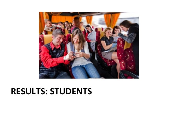 RESULTS: STUDENTS