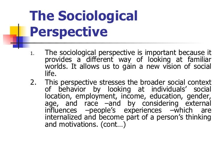 5 Reasons to Study a Sociology Degree