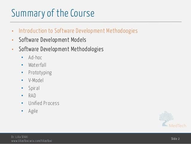 Software Engineering - chp1- software dev methodologies Slide 2