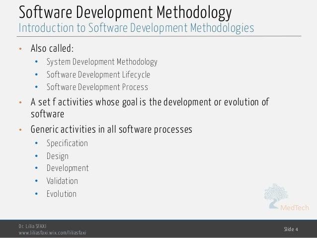 Software Engineering Chp1 Software Dev Methodologies