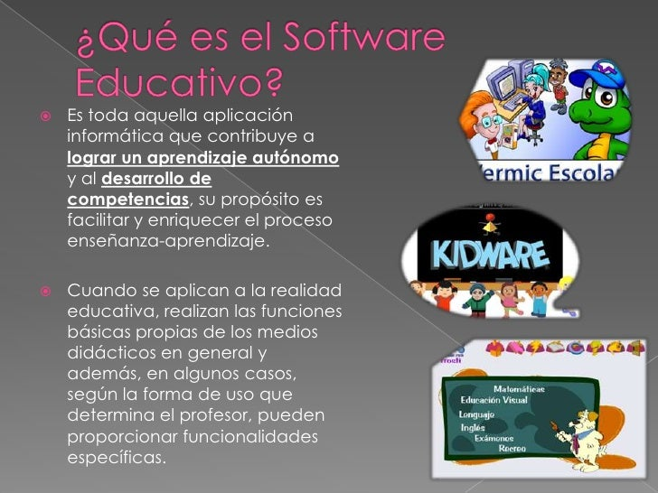 kidware software educativo