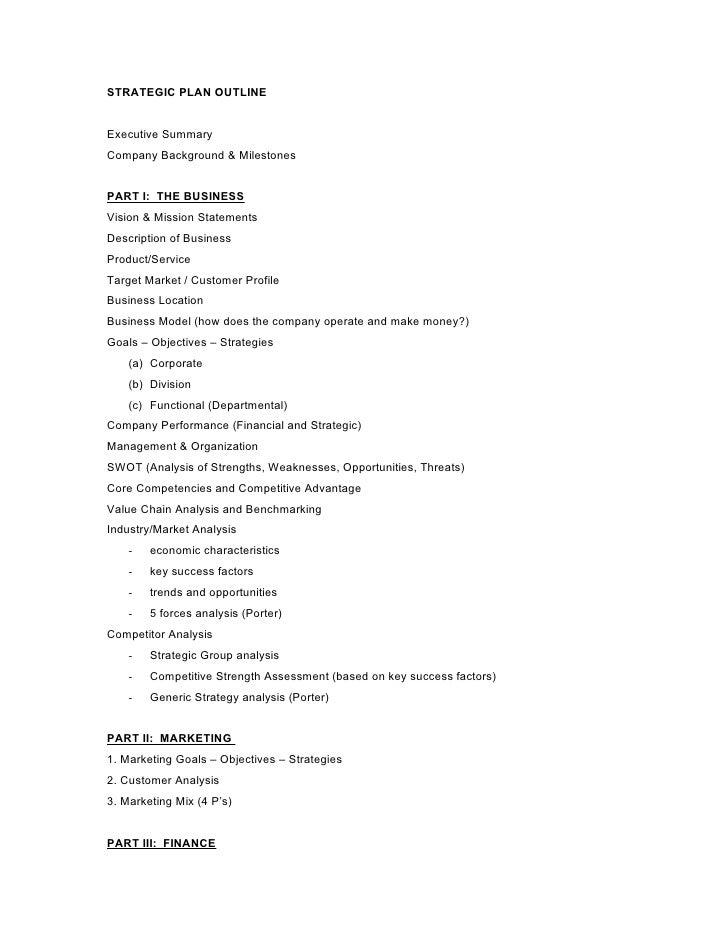 nhsla business plan
