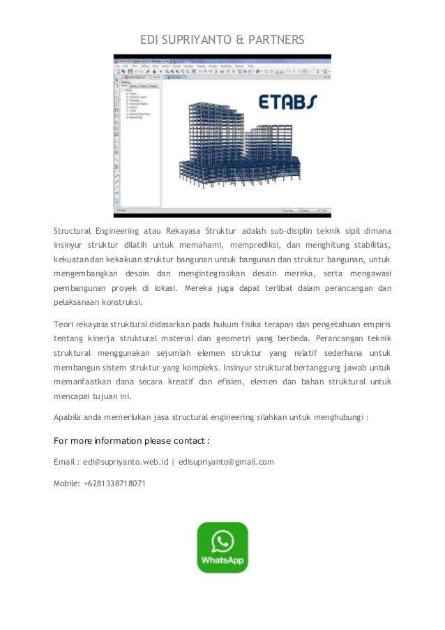 Design And Engineering Consultant Jakarta Kota Administrasi Jakarta B