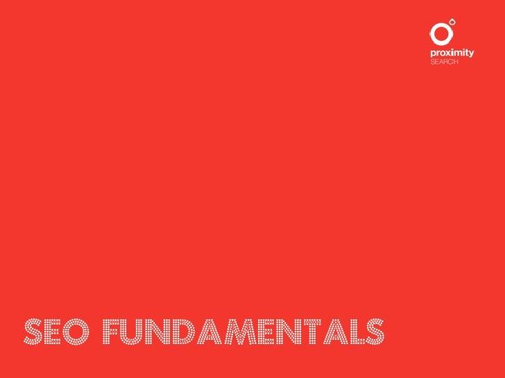 SIMON PEARCEDIGITAL STRATEGYSEO Fundamentals