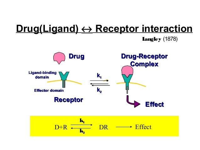 Diagram Of Receptor Drug Wiring Data