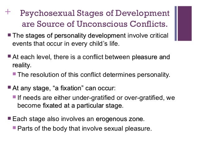 Freuds stages of psychosexual development powerpoint