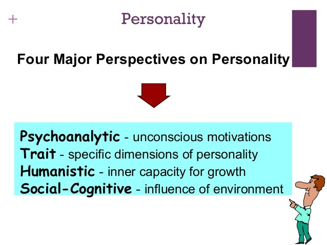 psychoanalytic personality Essentially, plaut's paper has me convinced psychoanalysis is a great idea in personality, just as long as one is a male, who grew up in a two parent house.