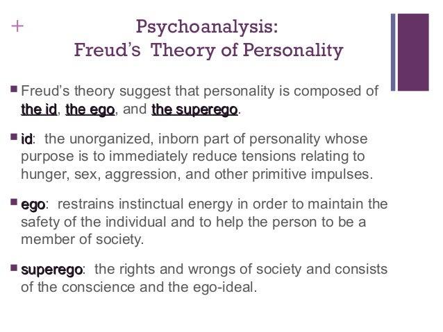 EGO PSYCHOLOGY THEORY PDF DOWNLOAD