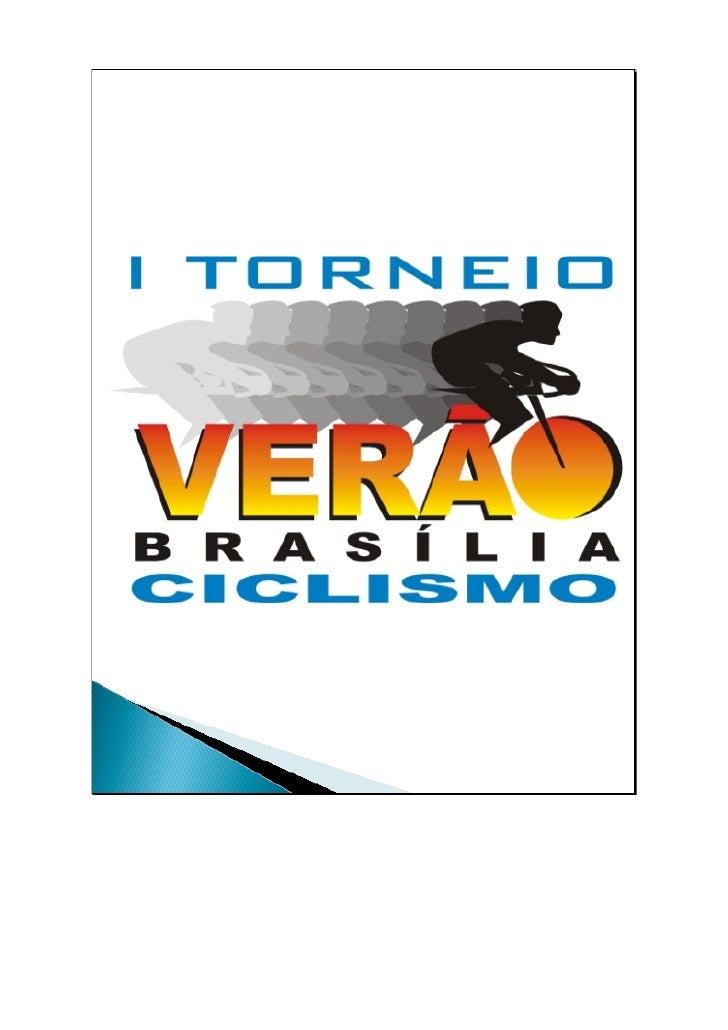 1º Torneio Verao Brasilia Ciclismo
