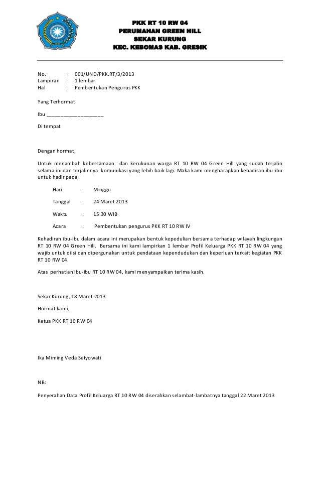1 Undangan N Hasil Pertemuan 24 Maret 2013