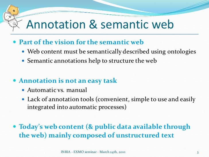 Ontology-based annotation workflow: concept recognition, semantic expansion, why it's hard?