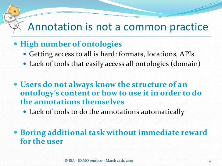Annotation services: the NCBO Annotator  web service, the NCBO biomedical resources index